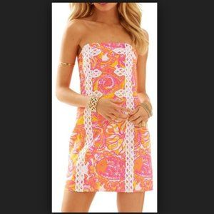 New Lilly Pulitzer Tansy Dress 11230
